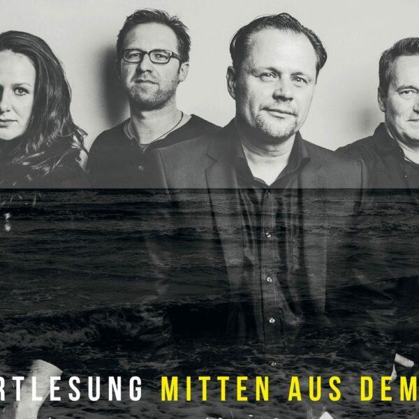 """Konzertlesung """"Mitten aus dem Leben"""""""