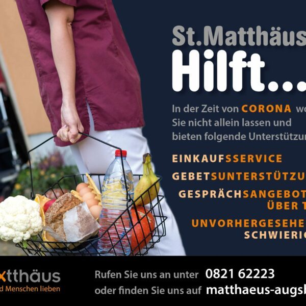 St. Matthäus hilft