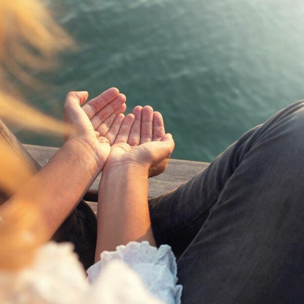 Gedanken zum Gebet von zwei Jugendmitarbeitenden