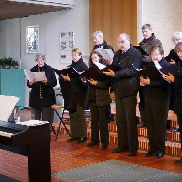 Kirchenchor  Hoffnung