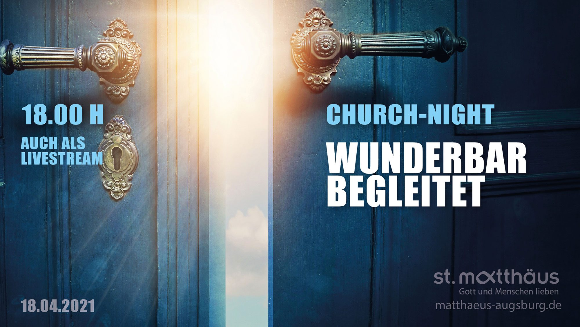 Wunderbar Begleitet (ChurchNight)