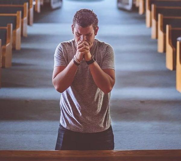 Andachtsgottesdienst in der Kirche