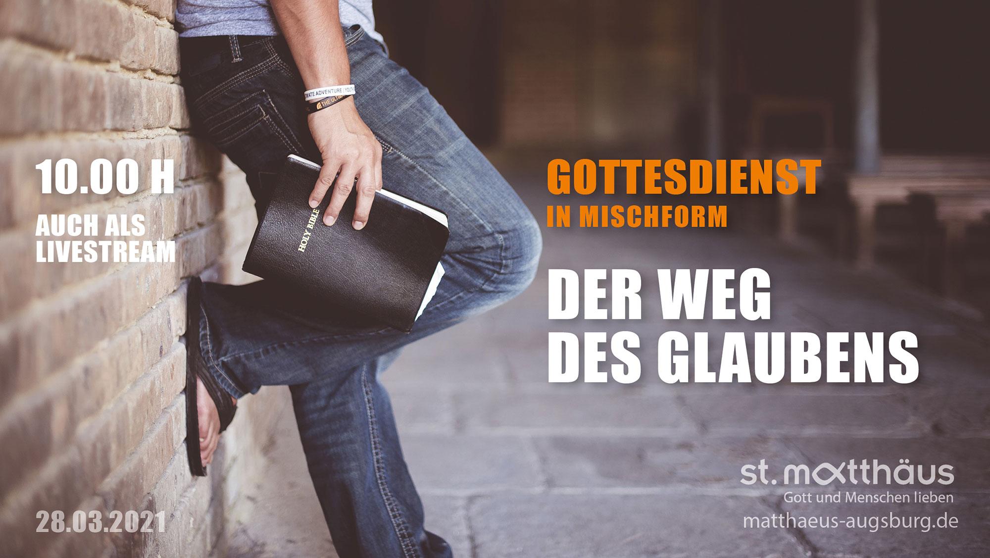 Der Weg des Glaubens